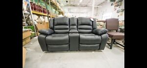 RECLINER SOFA SET WITH CUPHOLDERS MUST GO!!