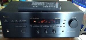 Nakamichi AV-S2 receiver with remote