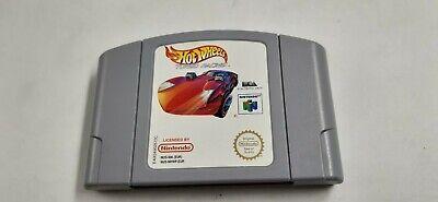 Jeu Nintendo 64 N64 Hot Wheels Turbo Racing