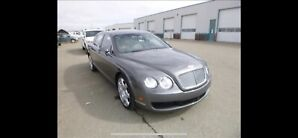 2007 Bentley Continental flying Spur! 552hp twin turbo W12 AWD!