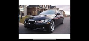BMW 335i 2012 Black on Black Fully Equipped