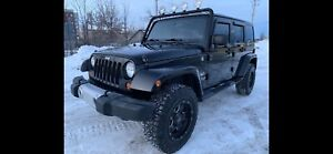 2012 Jeep Wrangler Unlimited Sahara Automatic Leather Navi