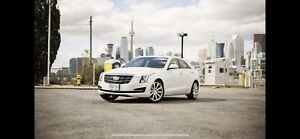 2015 Cadillac ATS AWD Lease takeover <1 year, 19,000kms left