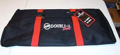 """Double H Cowboy Boots HH Boot Duffle Bag NEW IN BAG 24"""" X 10"""" X 9"""""""