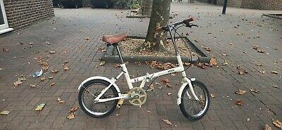 Japanese folding bike - used