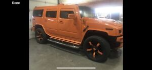 2006 hummer h2 ONE OF A KIND!!!!