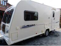 Bailey Pegasus 462 Caravan