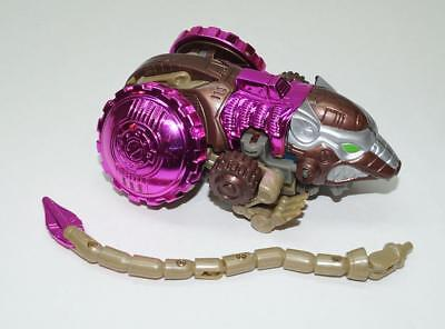 Oversize PINK Rattrap Beast Wars Transformers Action Figure