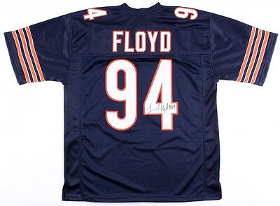 Leonard Floyd Signed Bears Jersey JSA /Chicago's #1 Draft Pick 2016 U.of Georgia image
