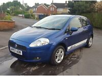 57 reg Fiat Grange Punto 1.2 Active P/X, Finance & Credit cards Welcome