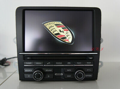 GENUINE 991 100GB Porsche PCM3.1 CARRERA CAYMAN BOXSTER NAVIGATION RADIO XM CD