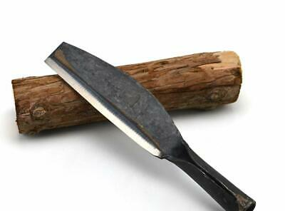 Extra Thick Steel Blade Brush Axe-King of The Machete,Heavy Duty Billhook Machet ()
