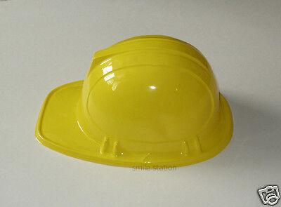 12 Kids Yellow Construction Helmet Hard Hat Birthday Party Halloween Costume - Construction Hat Kids