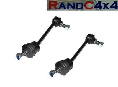 RBM100172 x2 Land Rover Freelander 1 Front Anti Roll Bar Drop Link Rod PAIR