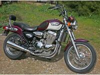 Triumph Adventurer 1997 Purple 885cc