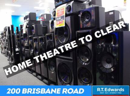HiFi and Home Theatre Audio Clearance
