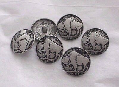 Antiqued Metal Coins Antique - 1