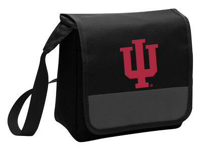 - Indiana University Lunch Bag IU Lunchbox Cooler ADJUSTABLE SHOULDER BAG