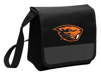 Oregon State University Lunch Bag OSU Beavers Lunchbox Cooler ADJUSTABLE SHOULDE
