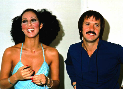 SONNY AND CHER - MUSIC PHOTO #E-39