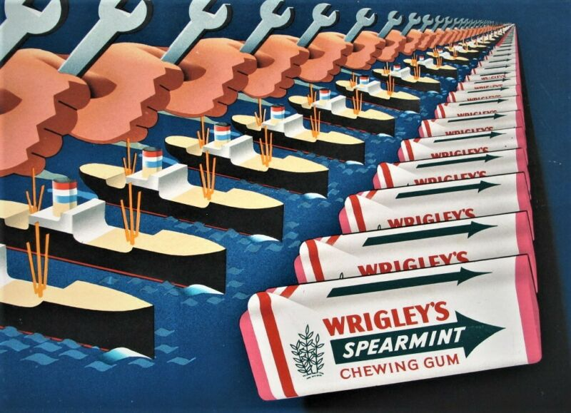 Vintage Wrigley