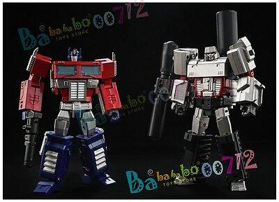 Transformers Toy Generation GT-5 Optimus Prime Megatron Mini Leaders Set New