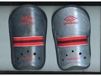 Umbro Football Shin Pads for Kids
