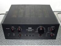 Sansui AU-519 HiFi Integrated Stereo Amplifier - Super Fidelity DD/DC
