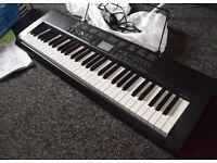 Casio ctk-1150 electronic keyboard