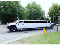 Hummer H2 Limousine / Rolls Royce Phantom Hire / Wedding Car Hire London / Limousine Hire London