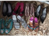Shoes size 4 to size 5 fashion