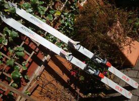 SKIS SALOMON ATOMIC ACTIVE LITE UV 170 GOOD USED COND