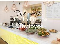 Awesome Front of House Team Member to Join Growing Feel Good Food Concept