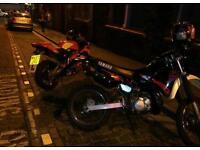 DTR 125 Yamaha