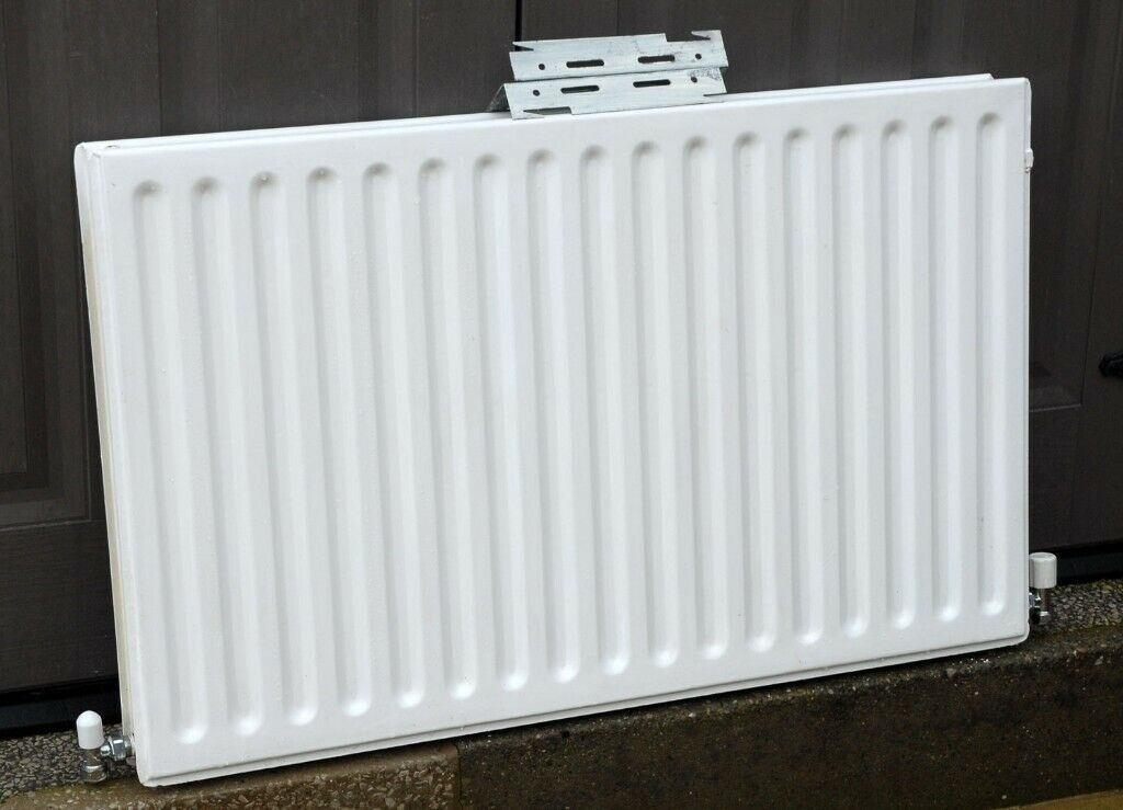 Central Heating Radiator Used 38 Inches X 24 Double