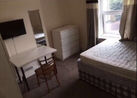 Modern double room, all bills included.