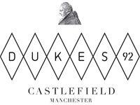 Senior Assistant General Manager, Dukes 92, Castlefield