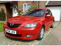 Mazda 3 TS 1.6 petrol 2004