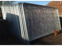 *New* Security Heras Style Fence Panels
