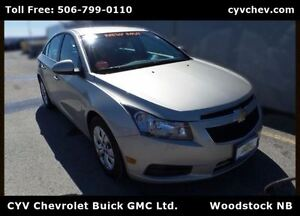 2013 Chevrolet Cruze LT Turbo - $8/Day - Automatic, XM Radio