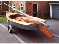 New Miracle Sailing Dinghy