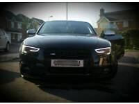 REDUCED!! AUDI A5 SLINE BLACK EDITION
