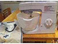 KENWOOD CHEF KM200 COMPLETE SET