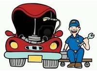 Greyabbey Based Mechanic - Servicing from £25