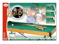 Toyrific Pool Table with Legs - Brand New in Box - Ex-Internet Return