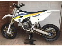 Husqvarna 85 tc small wheel 2015