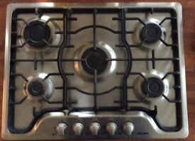 Gas Hob 5 Burner Great condition