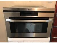 AEG KB9810EM Built In Multifunction Oven & Grill (Fully Working & 4 Month Warranty)