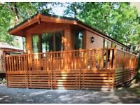 Lowther Holiday Park, nr Penrith, Cumbria. 2011 Walker Brothers Timber Lodge REDUCED to £60'500