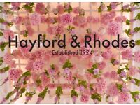 Florist - Event & Wedding Planner